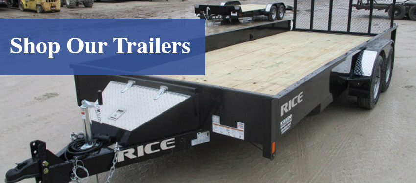 Shop Our Trailers