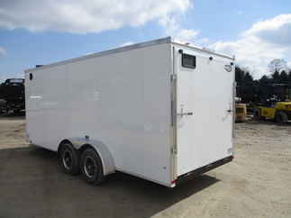 2019 Impact 7x18  Enclosed Cargo ITT718TA