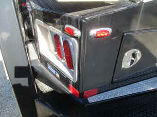 AS IS CM 9.3 x 94 ER Flatbed Truck Bed