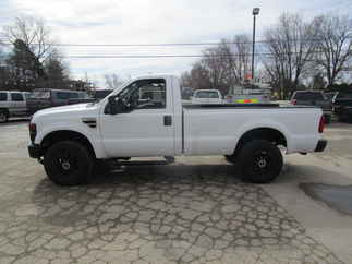 2008 Ford F250 Regular Cab Long bed