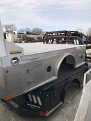AS IS CM 9.3 x 94 ALSK Truck Bed
