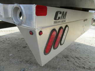 AS IS CM 9.3 x 97 RS Truck Bed