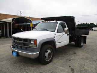 2002 Chevy 3500HD  RC DRW CNC