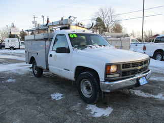 2000 Chevy 3500 Regular Cab