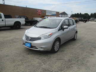2014 Nissan Versa Note 4 Door Hatchback   S