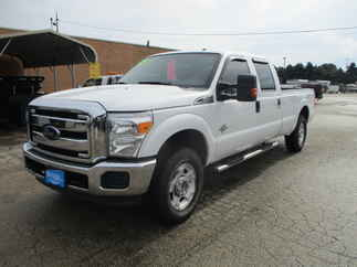 2015 Ford F250 Crew Cab Long bed