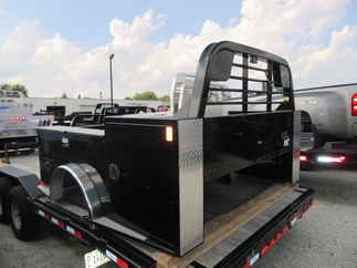 AS IS CM 8.5 x 97 TM Flatbed Truck Bed