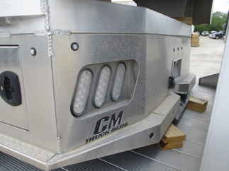 AS IS CM 8.5 x 97 ALSK Truck Bed