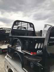 AS IS CM 7 x 84 SK Flatbed Truck Bed
