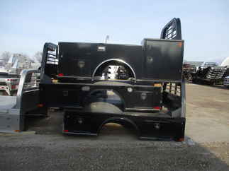 AS IS CM 9.3 x 92 SK Flatbed Truck Bed