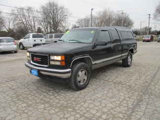 1998 GMC 1500 Extended Cab Short Bed SLE