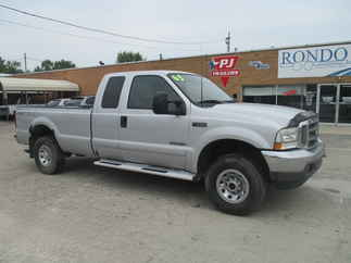2003 Ford F250 Extended Cab Long Bed XLT