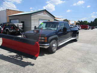 2000 GMC 3500 Classic Crew Cab Long bed