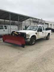 2008 Ford F250 Extended Cab Short Bed XL