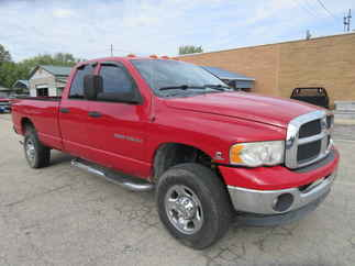 2004 Dodge 2500 Crew Cab Long Bed SLT