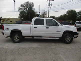 2007 Chevy 2500HD Crew Cab Short Bed LT