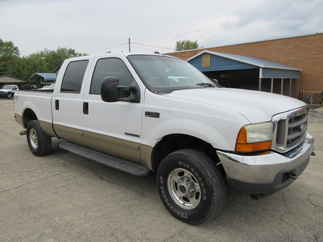 2001 Ford  F250 Crew Cab Short Bed Lariat