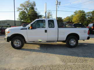 2013 Ford F250 Extended Cab Long Bed XLT