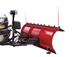 NEW Hiniker 7.5 Steel Straight Plow - Full Trip (QH1).