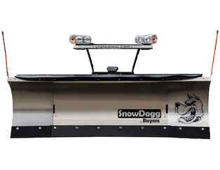 NEW SnowDogg Plow (Buyers) 8