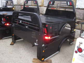 AS IS CM 8.5 x 84 SK Flatbed Truck Bed