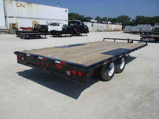2019 PJ Trailer 101x18 L6 Equipment Deckover L6J1852BSSK