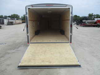 2019 Atlas 8.5x27  Enclosed Car Hauler AALRV8527TA3