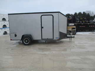 2019 Impact 6x12  Enclosed Cargo ITB612SA