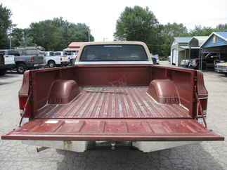 1982 Chevy C10 Regular Cab Long Bed Scottsdale