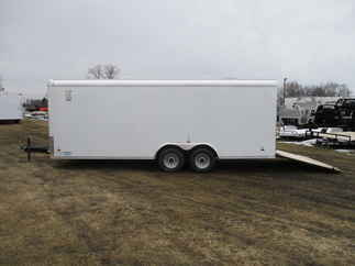 2021 US Cargo 8.5x20  Enclosed Car Hauler TSPP8520TA3