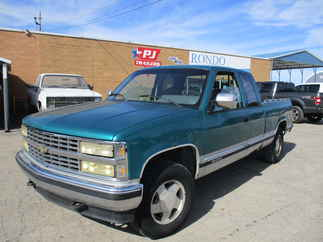 1993 Chevy 1500 Extended Cab Short Bed Silverado