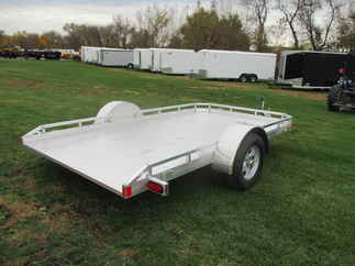 2021 Legend 83x12  Aluminum Single Axle Utility 7X12TUSA30
