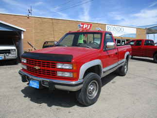 1993 Chevy 2500 Regular Cab Long Bed Silverado