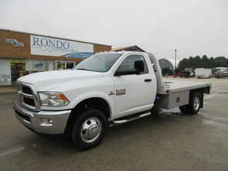 2016 Ram 3500 Regular Cab Flatbed Tradesman