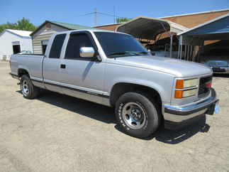 1994 GMC 1500 Extended Cab Short Bed SLE