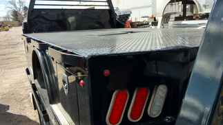 AS IS CM 11.3 x 94 SK Flatbed Truck Bed