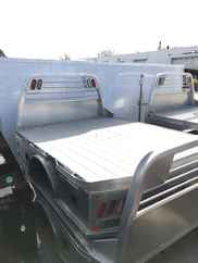 AS IS CM 9.3 x 94 ALSK Flatbed Truck Bed