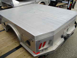 AS IS CM 8.5 x 97 ALSK Flatbed Truck Bed