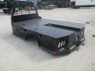 AS IS CM 11.3 x 90 SK Flatbed Truck Bed
