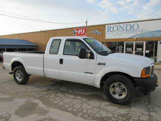 2001 Ford F350 Extended Cab Long Bed XL