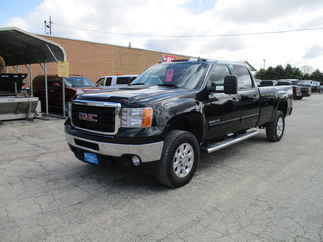 2011 GMC 2500HD Crew Cab Long Bed SLT