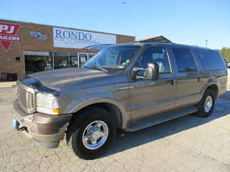 2003 Ford Excursion SUV   Eddie Bauer