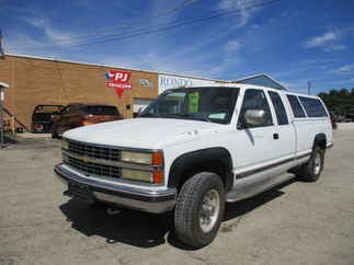 1993 Chevy 3500 Extended Cab Long Bed Silverado