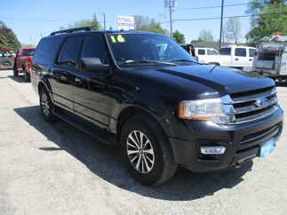 2016 Ford Expedition EL SUV   XLT