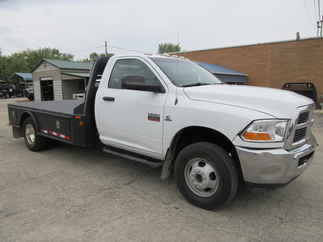 2012 Ram 3500 Regular Cab Flatbed ST