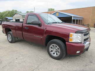 2009 Chevy 1500 Regular Cab Long Bed LT1