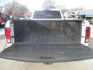 2013 Ram 2500 Regular Cab Long Bed Tradesman