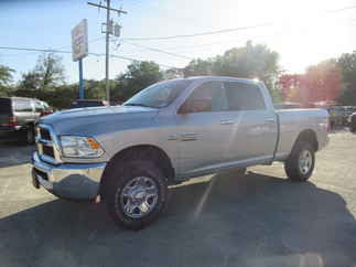 2018 Ram 2500 Crew Cab Short Bed SLT