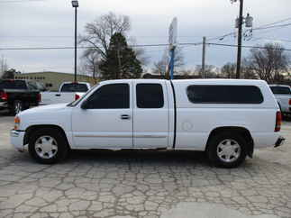 2005 GMC 1500 Extended Cab Short Bed Sierra