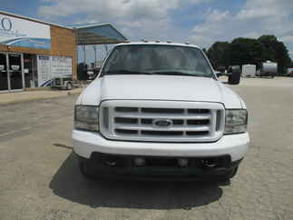 2004 Ford F350 Crew Cab Long Bed XLT